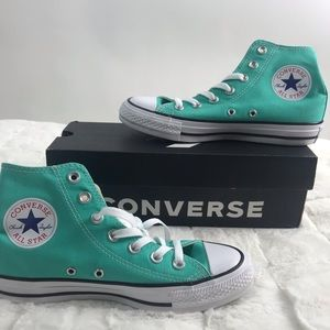 UNISEX Converse Chuck Taylor All Stars PURE TEAL